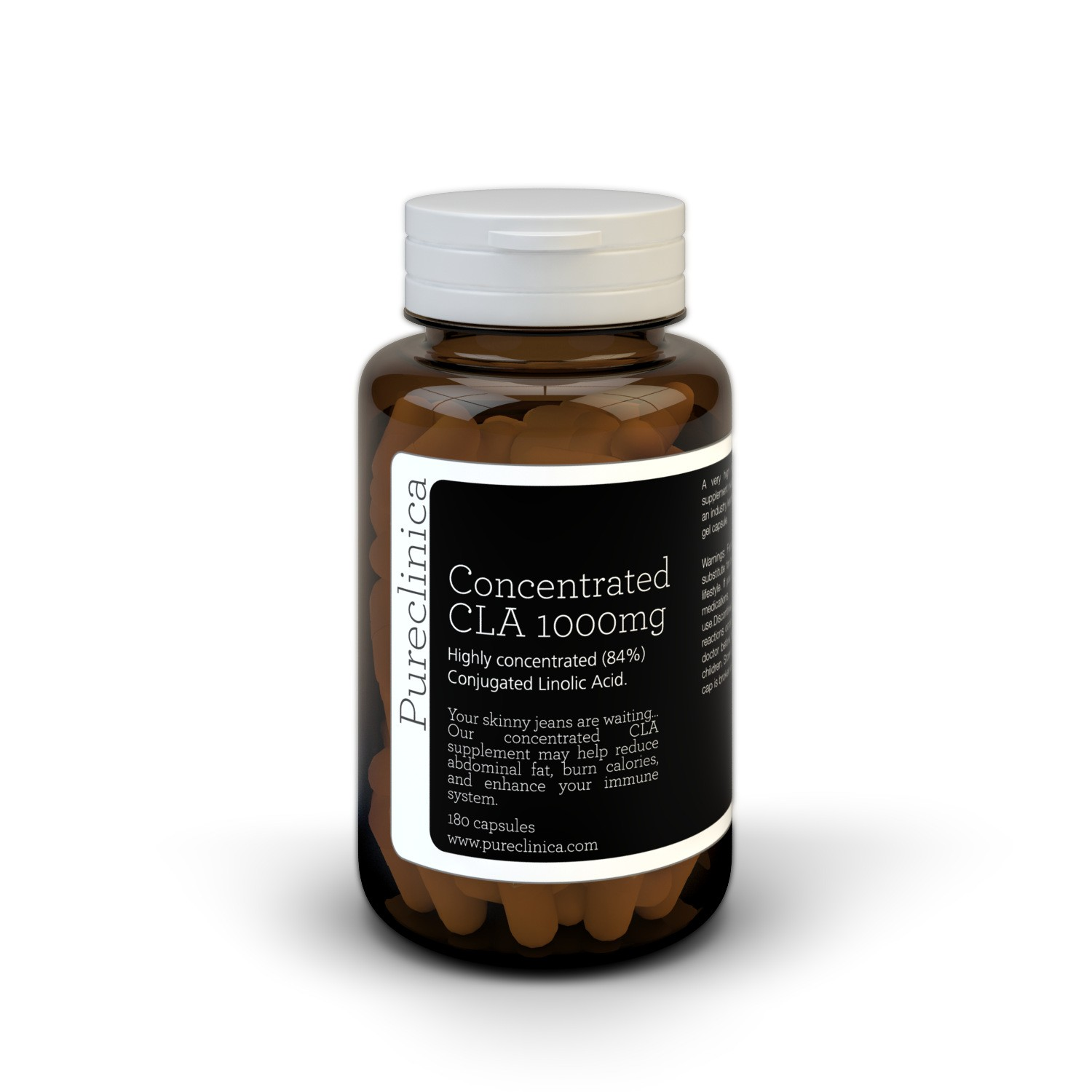 Concentrated CLA 1000mg x 180 capsules